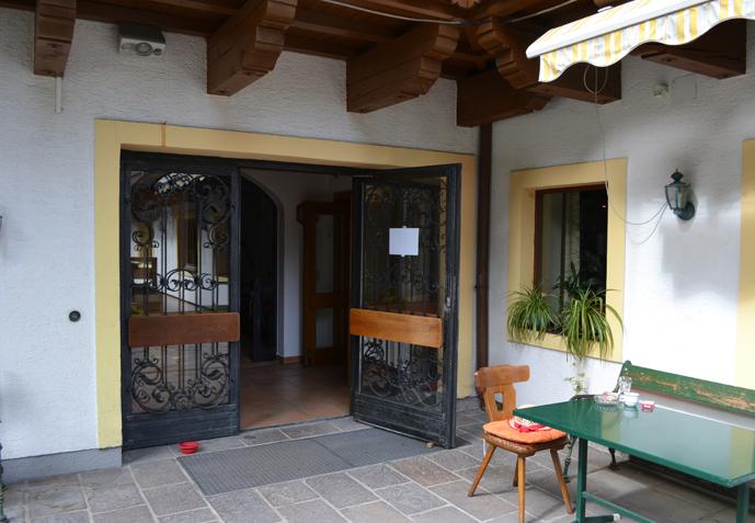 Einrichtungen | Pension Alpenrose - Maishofen