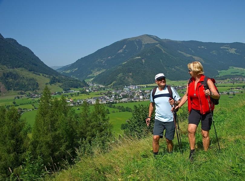 Aktiv Woche   Pension Alpenrose - Maishofen