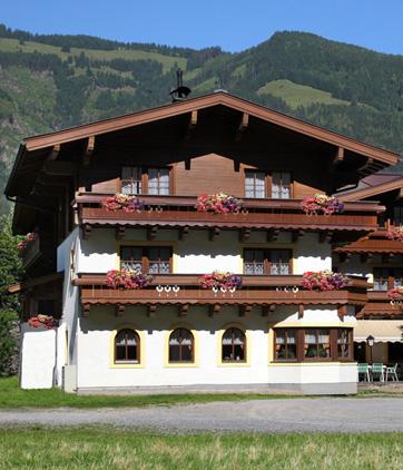 Pension Alpenrose - Maishofen | Wohlfühlen