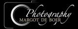 Margot de Boer Photography - Logo